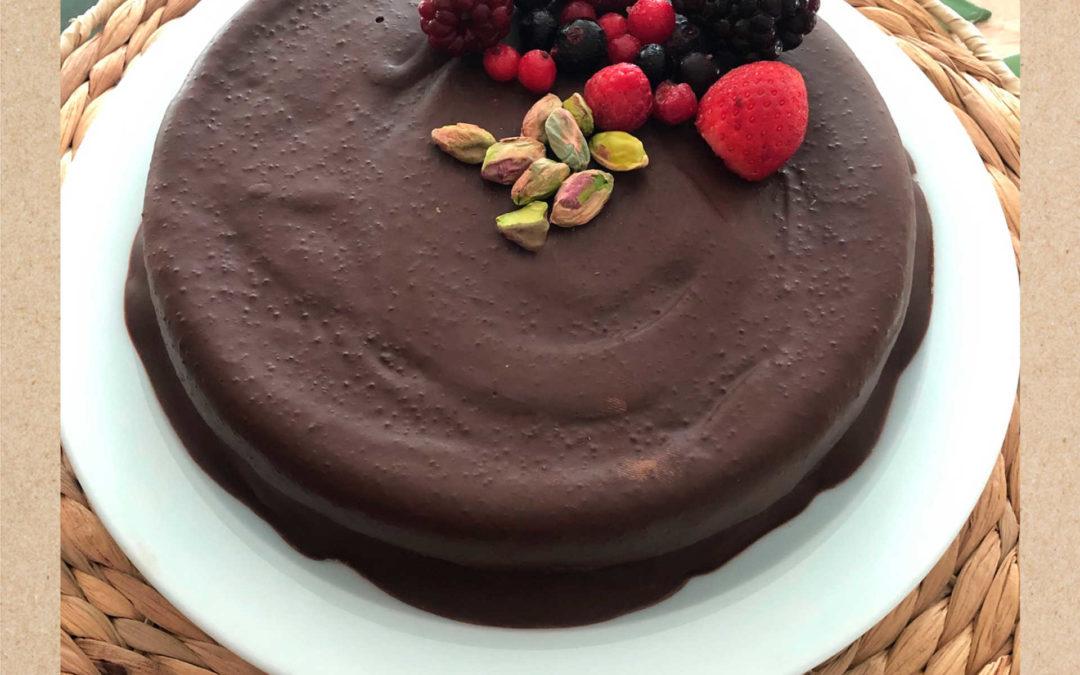 Tarta de chocolate con Mantequilla Únicla