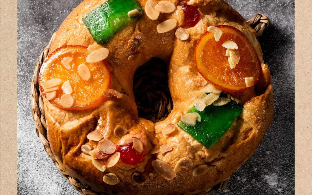 Receta Roscón de Reyes Saludable