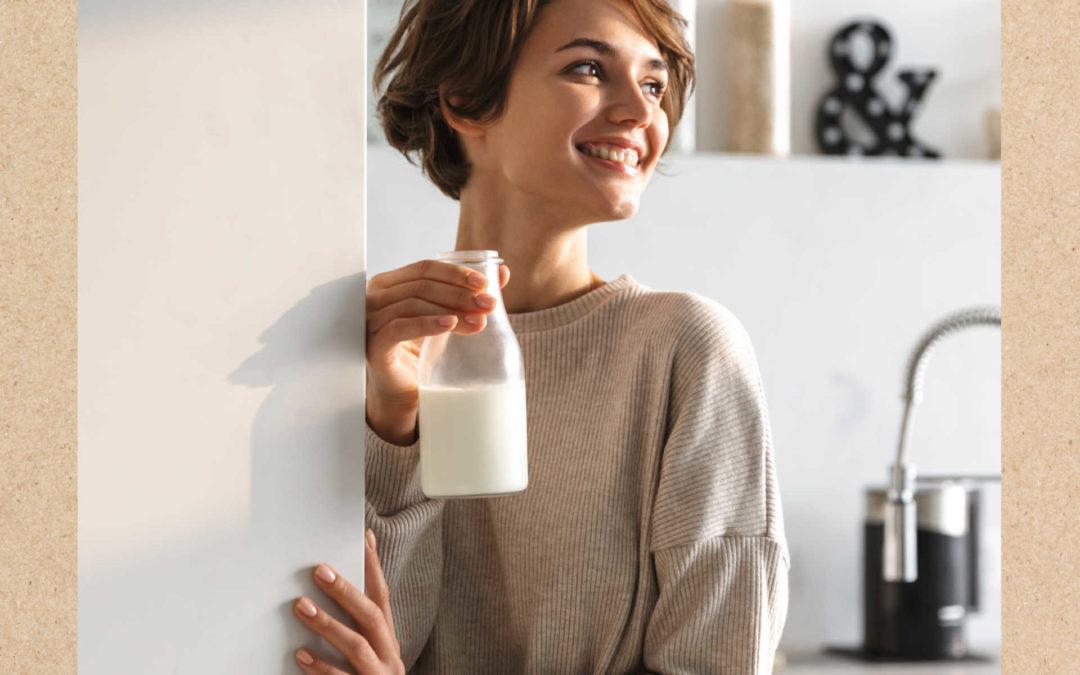 ¿Es cierto que la leche ayuda al crecimiento de nuestros hijos?