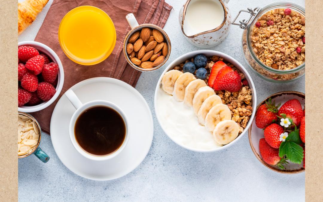 Ideas de desayunos fáciles y saludables: ¡empieza el día con energía!