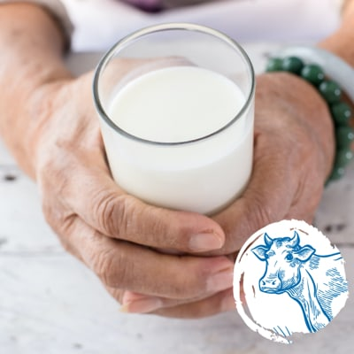 Somos el único mamífero que consume leche tras el destete