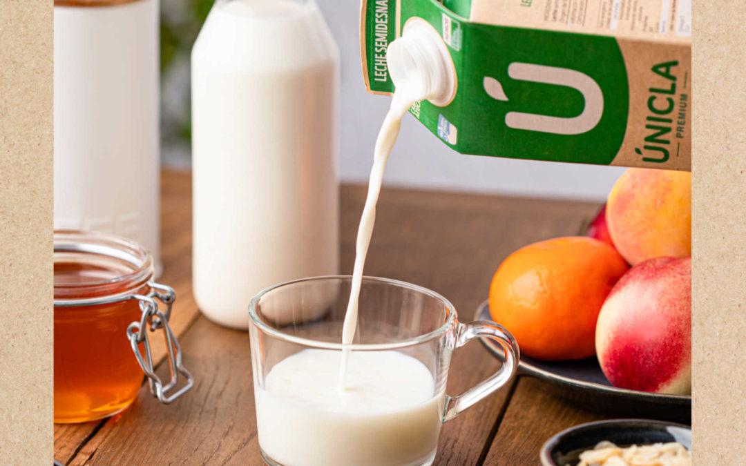 Pilas cargadas con desayunos completos y con lácteos: por qué incluir leche en nuestro desayuno